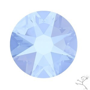 SWAROVSKI® 1088 AIR BLUE OPAL foiled