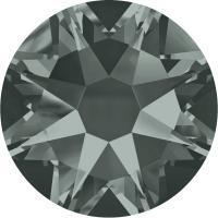 Swarovski® 2078 BLACK DIAMOND - Hotfix