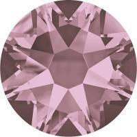 Swarovski® 2078 CRYSTAL ANTIQUE PINK - Hotfix (*)