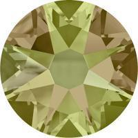 Swarovski® 2078 CRYSTAL LUMINOUS GREEN - Hotfix