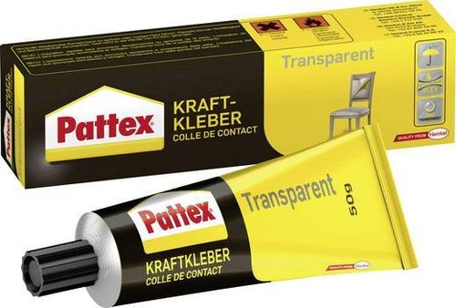 Pattex Kontaktkleber Transparent