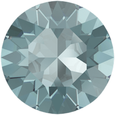 SWAROVSKI® 1088 AQUAMARINE IGNITE unfoiled